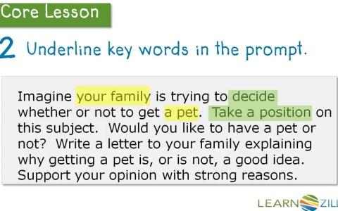 persuasive writing key words