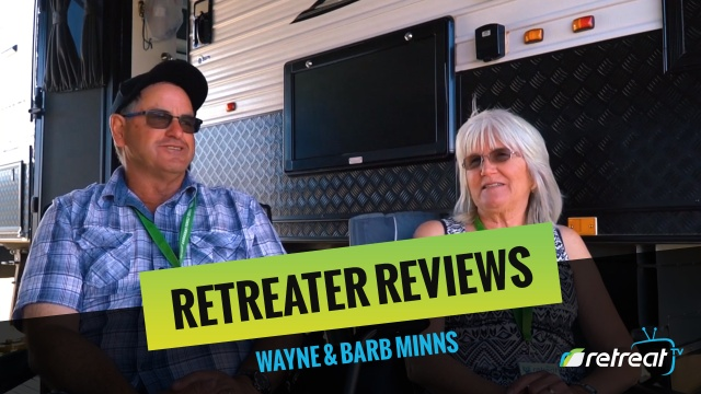 Retreater Review – Wayne & Barb