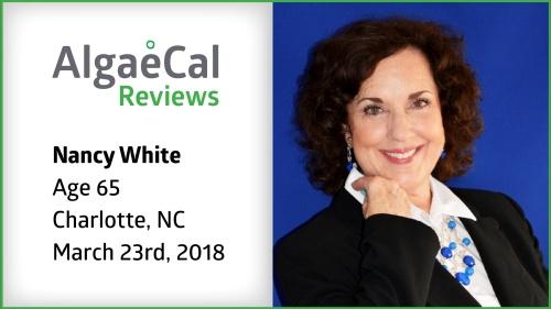 Testimonial thumbnail portrait of Nancy White