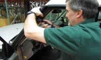 Replacing A Pillar Moulding