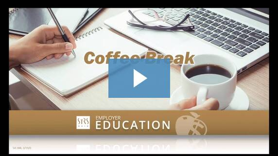 Thumbnail for the 'Coffee Break — March 27, 2019' video.