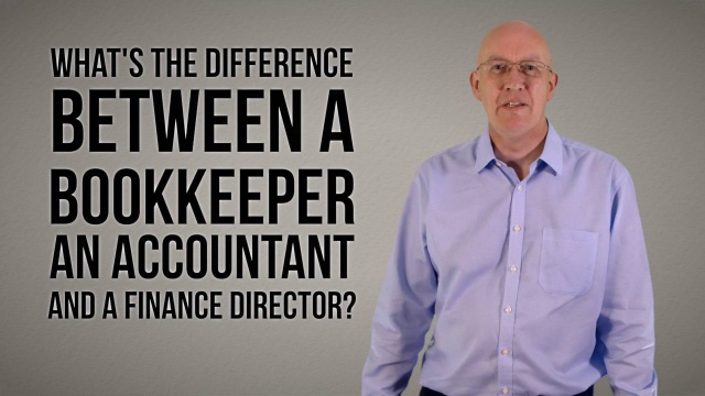 What's the difference between a bookkeeper an accountant and a finance  director? | Insight Associates
