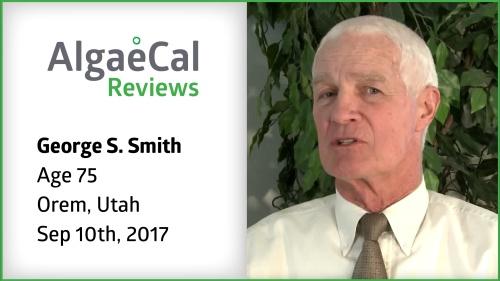 Testimonial thumbnail portrait of George S. Smith