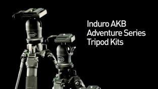 Induro Adventure AKB Series Tripod Kits
