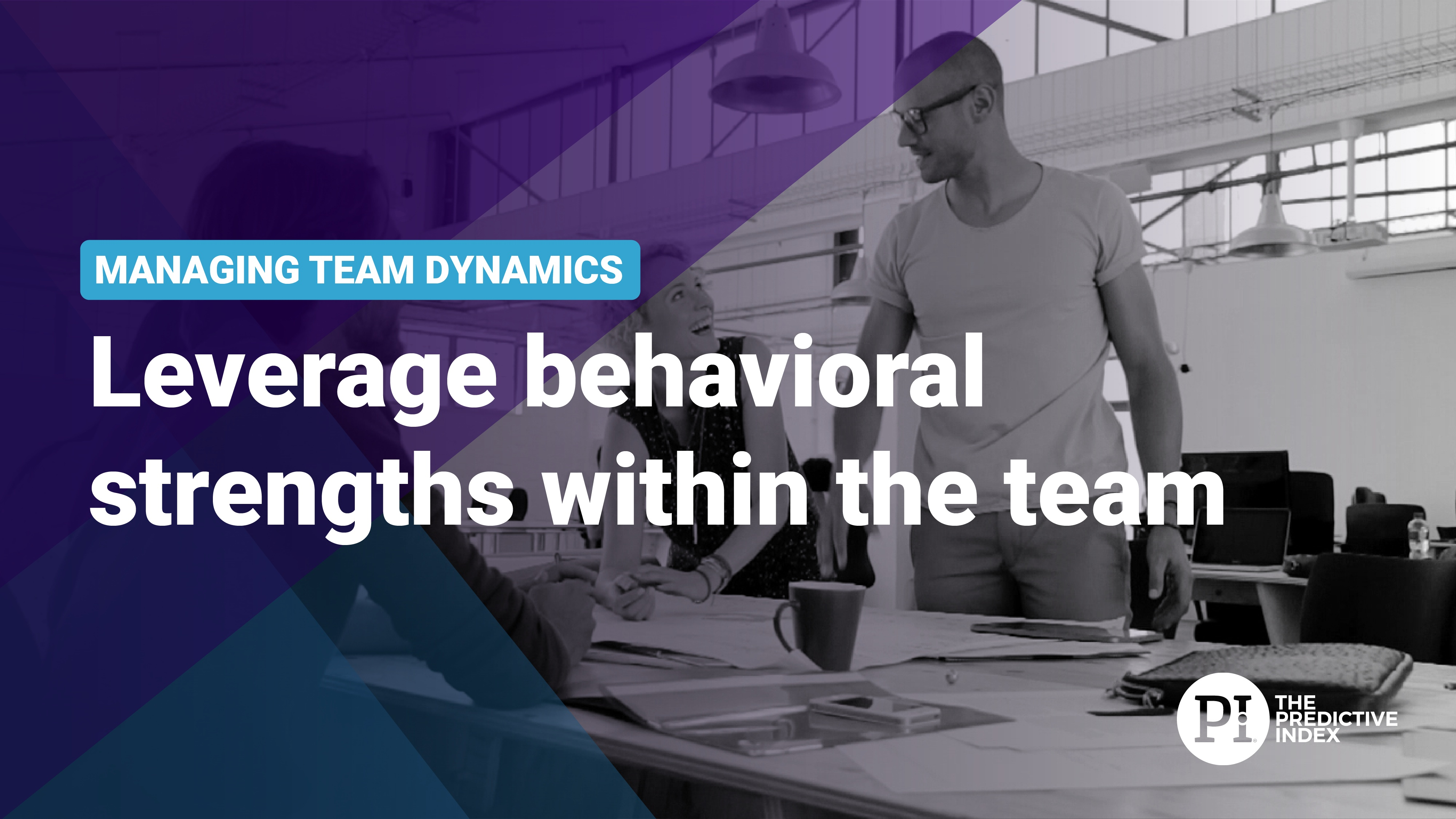 L3 - Leverage behavioral strengths within the team