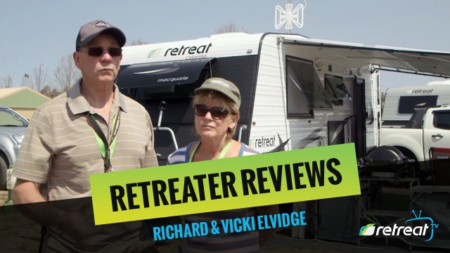 Retreater Review – Richard & Vicki Elvidge