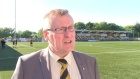 Peter Murphy becomes new Annan boss