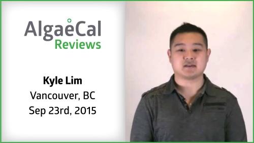 Testimonial thumbnail portrait of Kyle Lim