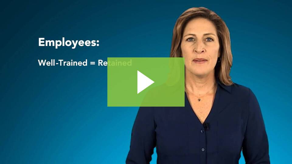 Retain Employees Through Training