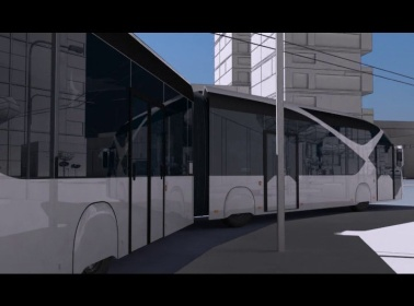 Arabian BRT Transport (3D Video)