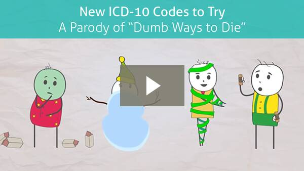 Making Icd 10 Funny Videos Amp Code Challenge Nuemd Blog