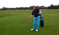 Drill to Learn Correct Lower Body Rotation for More Power