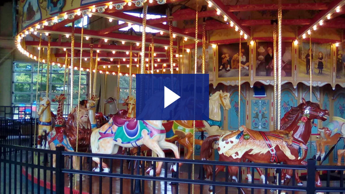 September 2019: The Carousel at Pottstown
