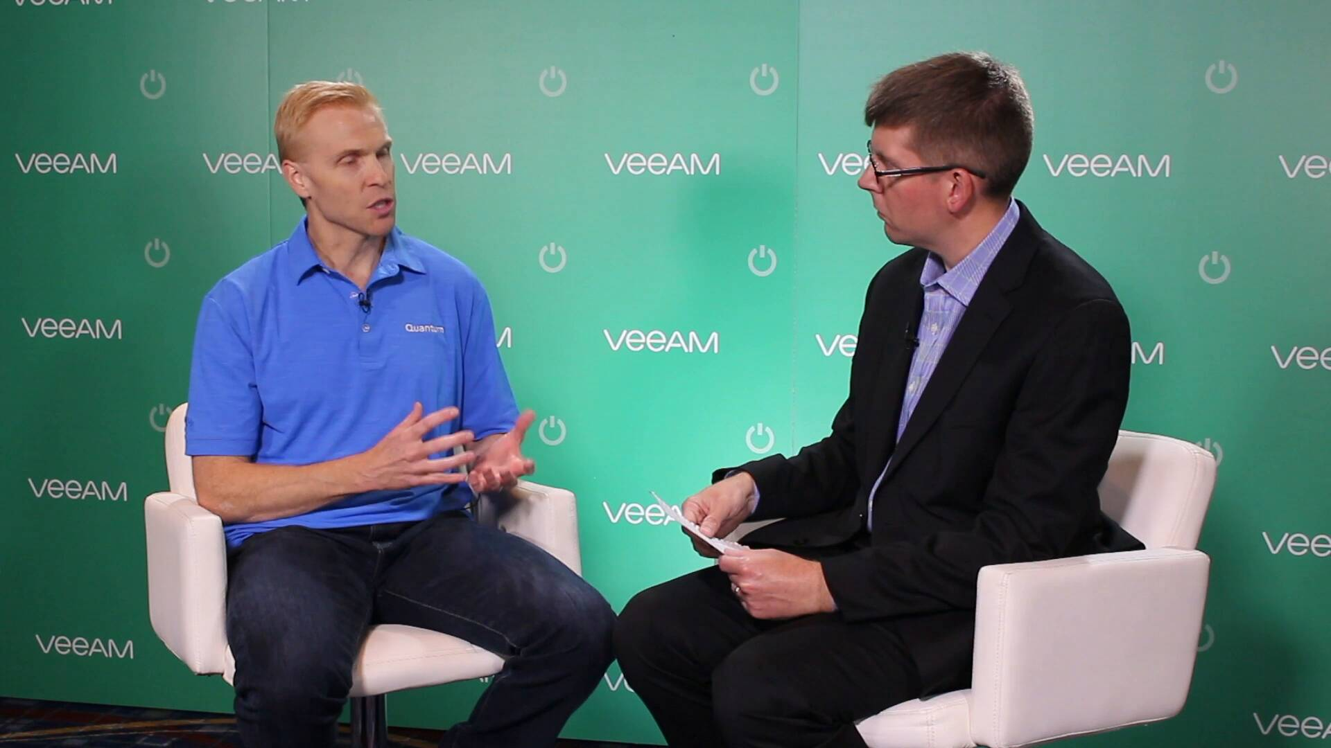 Quantum and Veeam Better Together