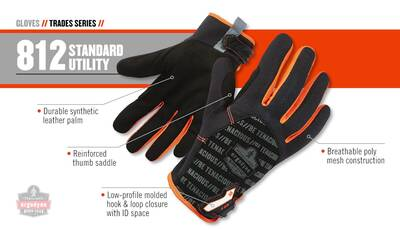 Watch: Work Gloves Loaded with Tech Innovations
