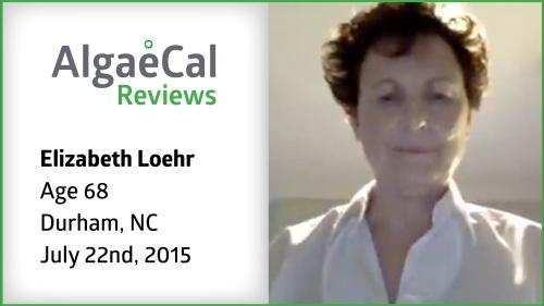 Testimonial thumbnail portrait of Elizabeth Loehr