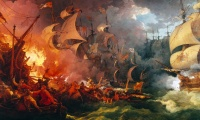 Why did Henry VIII spend so much time at war against France?