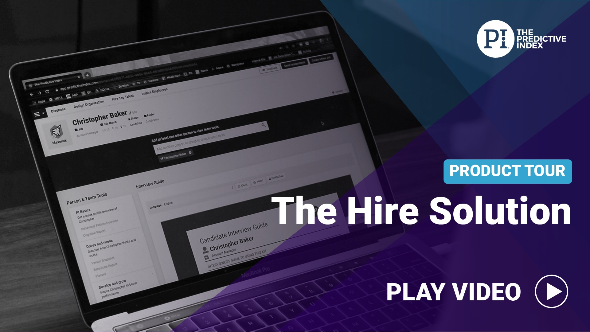Extended Product Tour | Hire