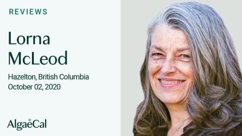 Testimonial thumbnail portrait of Lorna McLeod