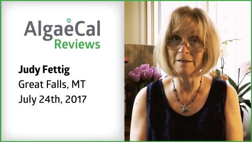 Testimonial thumbnail portrait of Judy Fettig