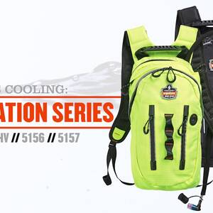 Ergodyne Product Video - Chill-Its<sup>®</sup> 5158 Hydration Pack Pressure Pump