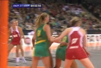 WNS 2010: England v Australia