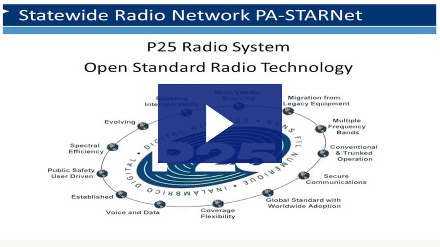 October 2017: Statewide Radio System
