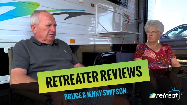 Retreater Review – Bruce & Jenny Simpson