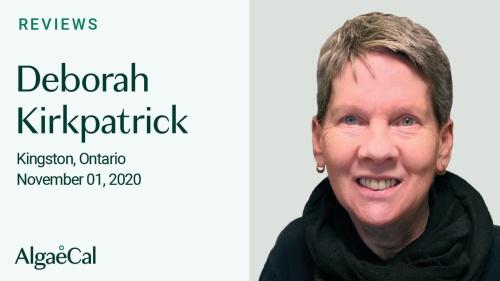 Testimonial thumbnail portrait of Deborah Kirkpatrick