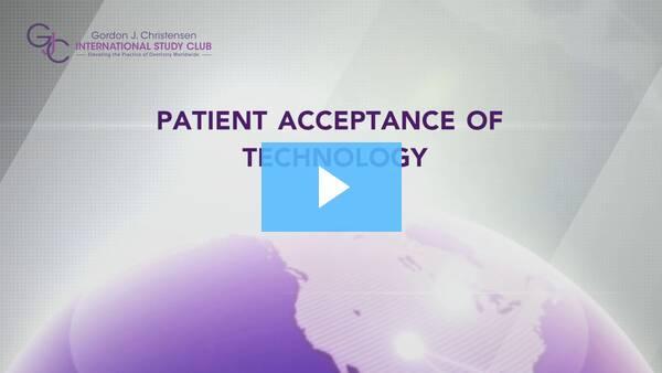 Q195 Patient acceptance of technology