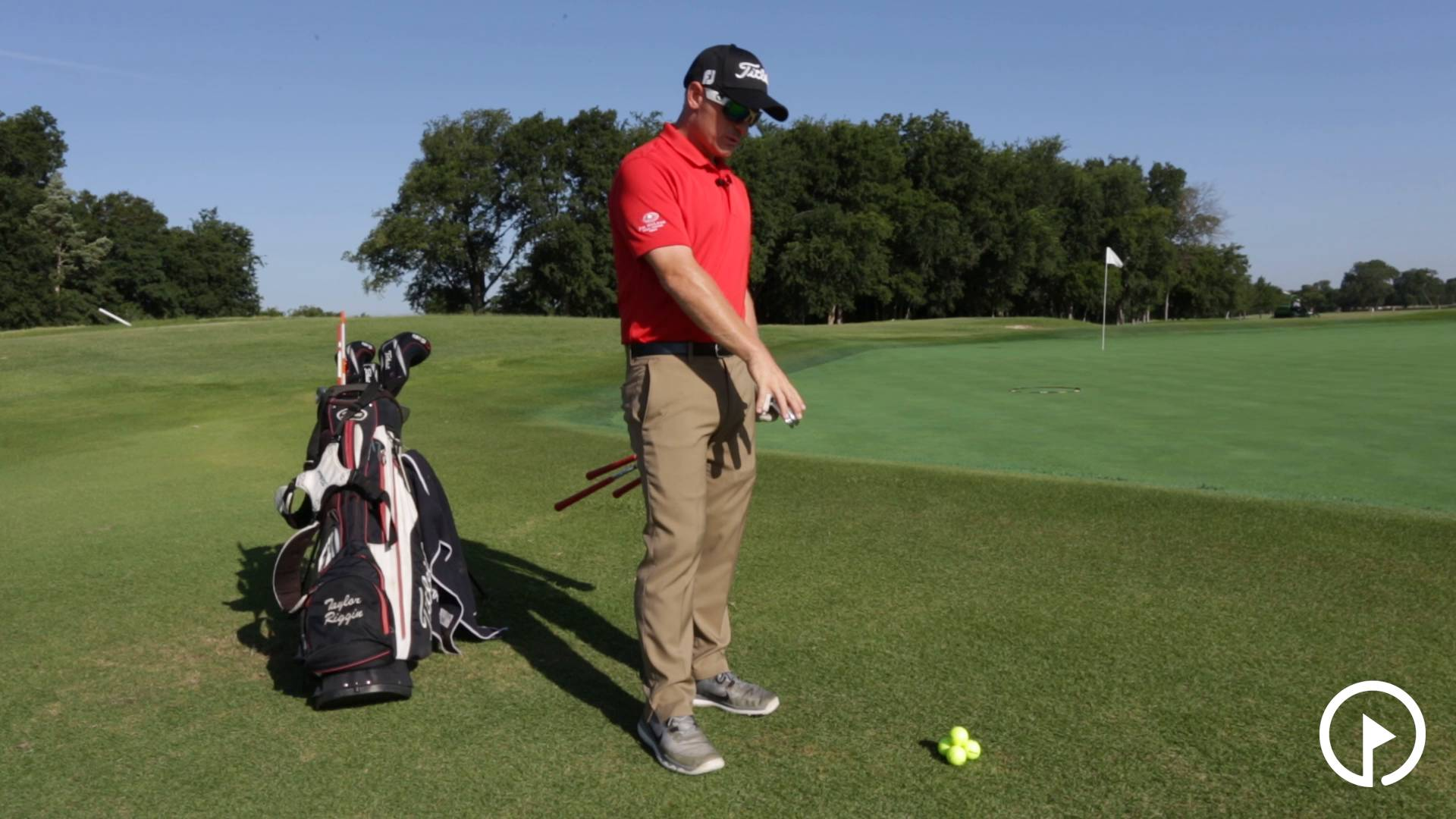 On Course Strategy: Develop a 3 Club System