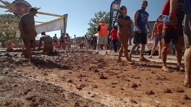 The Mud Challenge