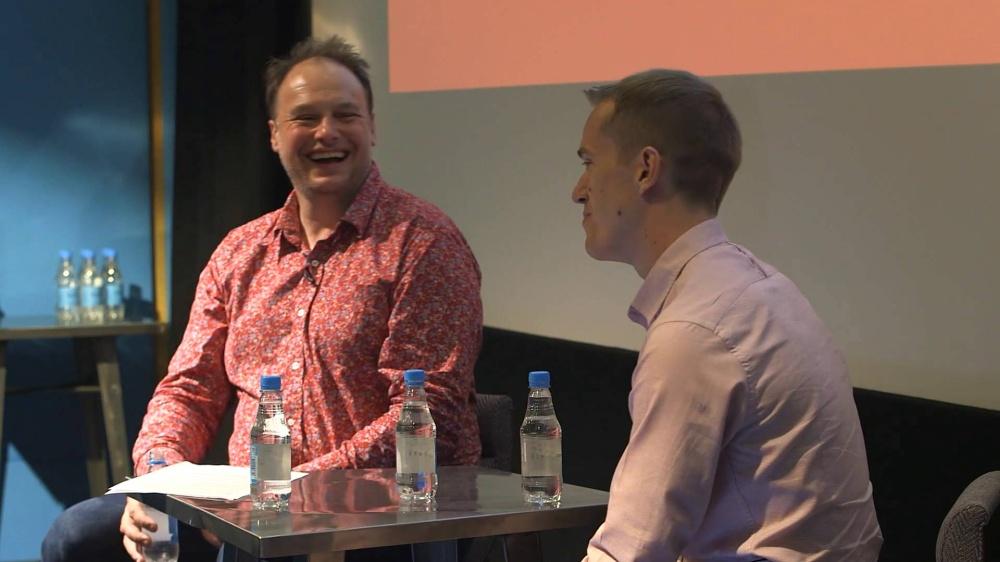 Riding the SwiftKey Rocket Ship from Startup to Acquisition   Jon Reynolds, SwiftKey   BoS Europe 2017