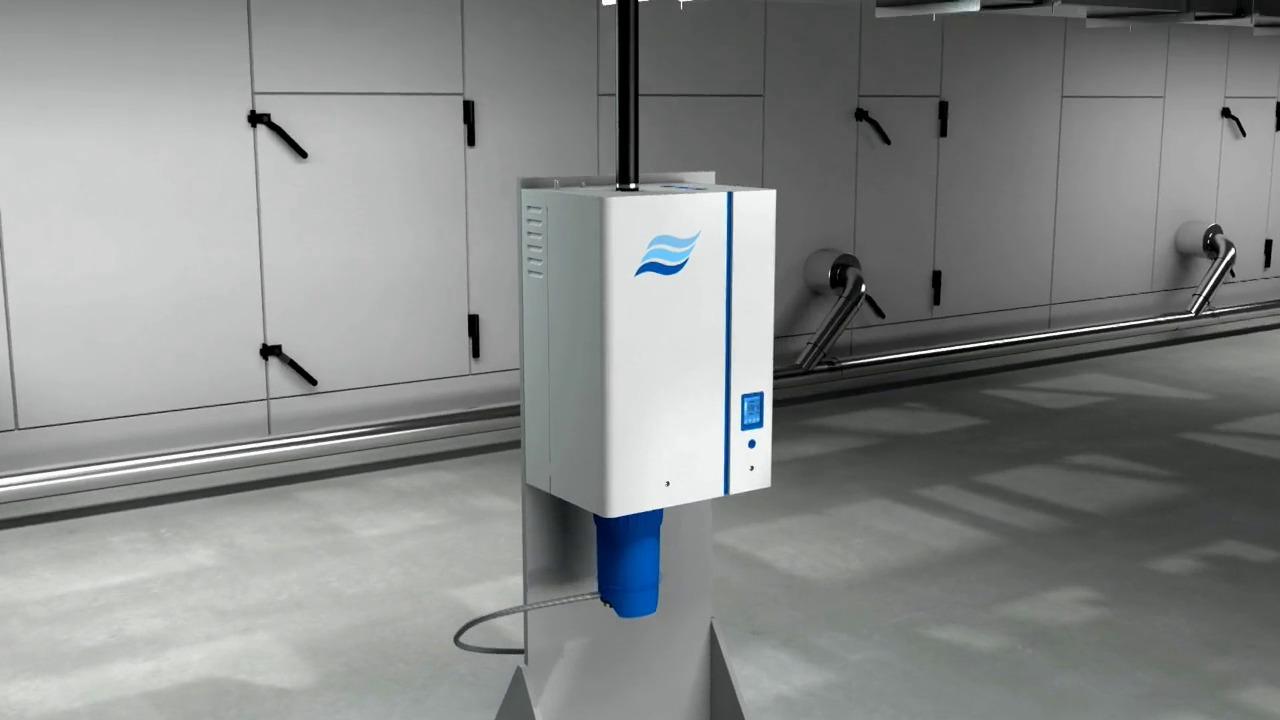 Condair RS resistive steam humidifier | Steam Humidifiers