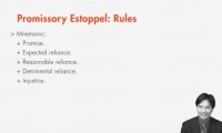 Promissory Estoppel as Consideration Substitute thumbnail