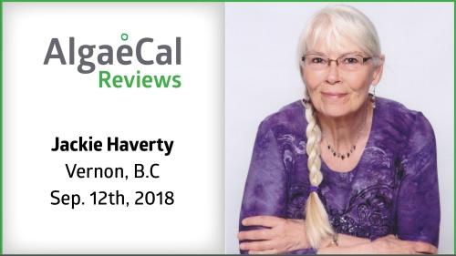 Testimonial thumbnail portrait of Jackie Haverty