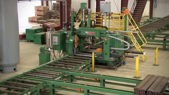 ABCM-1250 Automatische Ausklinkanlage