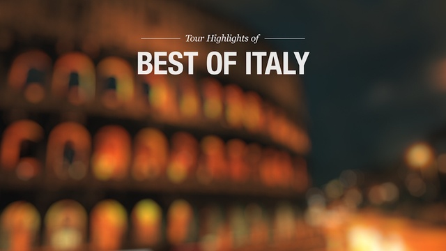 Best Of Italy Ef Educational Tours Canada