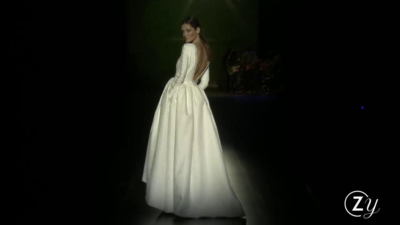 2016 Vestidos De Zapardiez Vanguardistas Isabel Desfile Novias qwHBOx