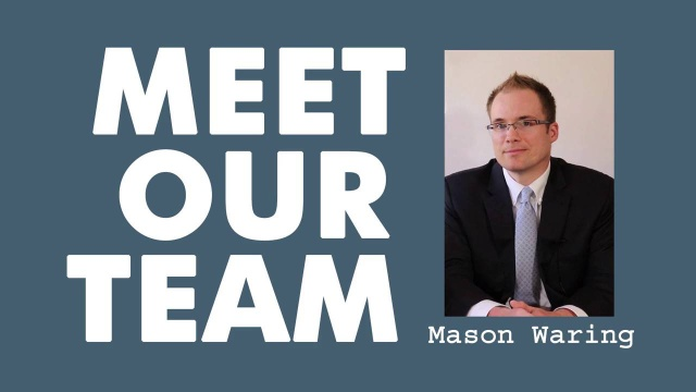 Meet Our Team: CCK Partner Mason Waring – Video