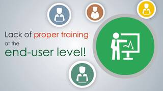 Online End-user Training For Successful ERP Implementation