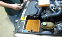 Air Filter Replacement Service On Discovery 2, Range Rover P38 And Freelander