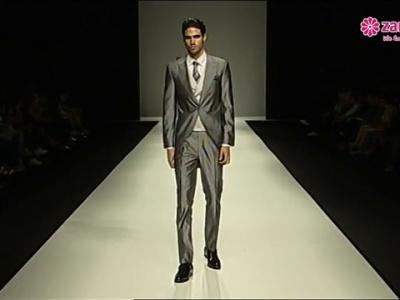 Pare ellos: selección de trajes de novios elegantes y modernos