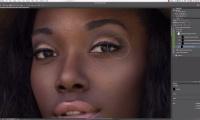 Thumbnail for Retouching / Courtney - Eyes