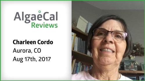 Testimonial thumbnail portrait of Charleen Cordo