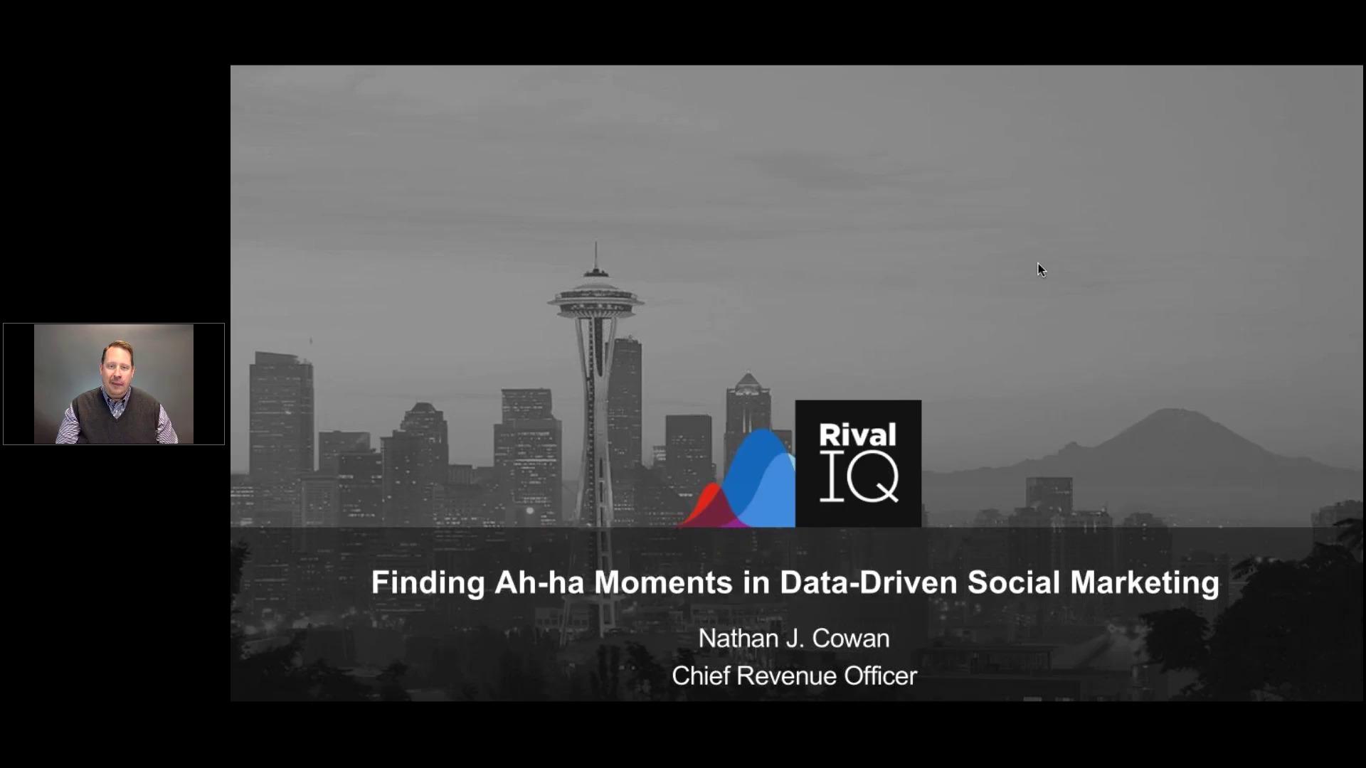 "Finding ""Ah-ha Moments"" in Data-Driven Social Marketing"