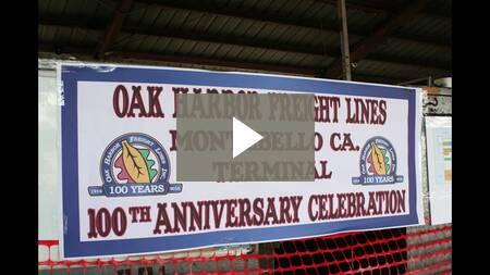 LAX 100th Anniversary Slideshow