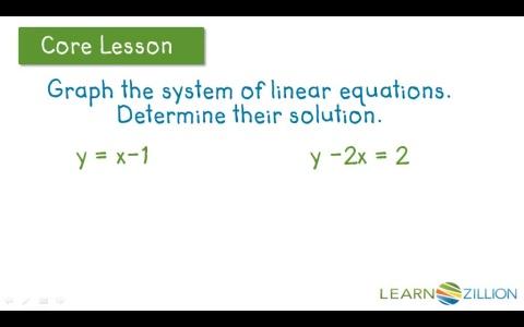 how to solve something algebraically