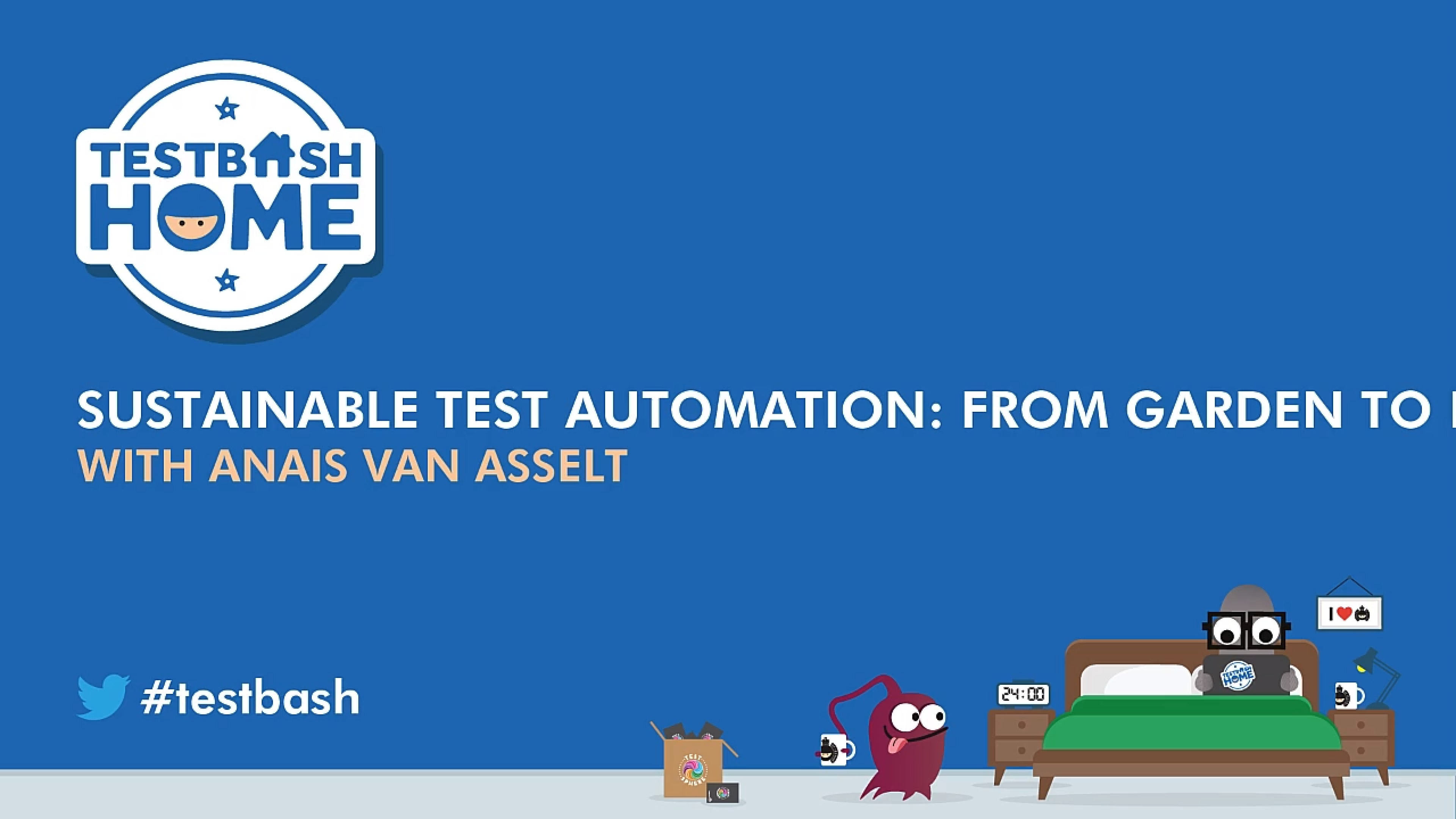 Sustainable Test Automation: From Garden to Ecosystem
