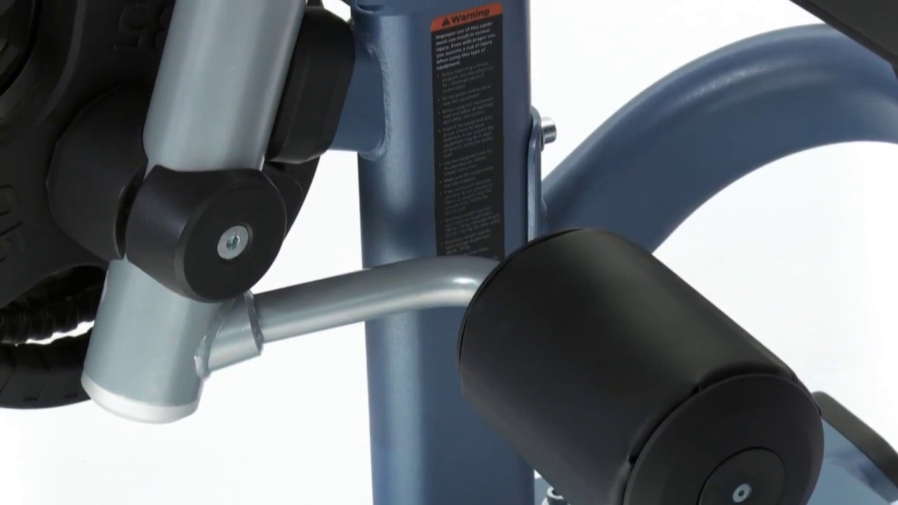 Precor Discovery Series Equipment Overview